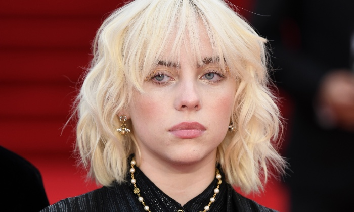Billie Eilish at the No Time To Die world premiere / Photo credit: Doug Peters/EMPICS Entertainment/PA Images