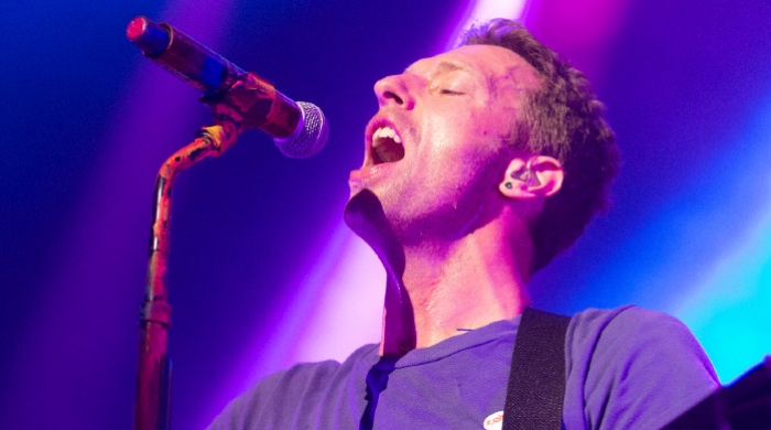 Coldplay performing post-BRIT Awards gig in 2016 / Photo Credit: Isabel Infantes/EMPICS Entertainment/PA Images