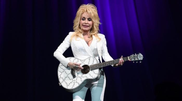 Dolly Parton at a Florida concert in 2016 / Photo credit: Ron Elkman/SIPA USA/PA Images