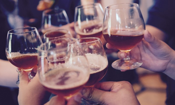 Celebrate the opening of pubs with this booze-themed playlist