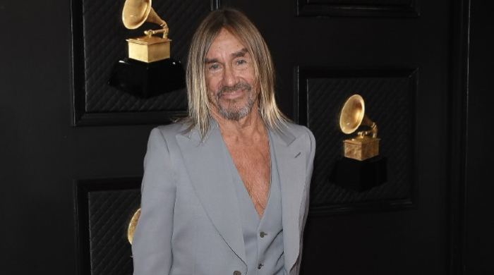 Iggy Pop at the 2020 Grammys / Photo Credit: SIPA USA/PA Images