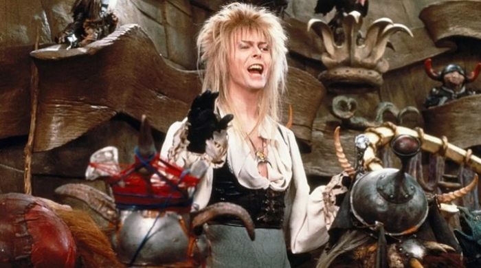David Bowie in Labyrinth (1986) / Photo Credit: Columbia/TriStar