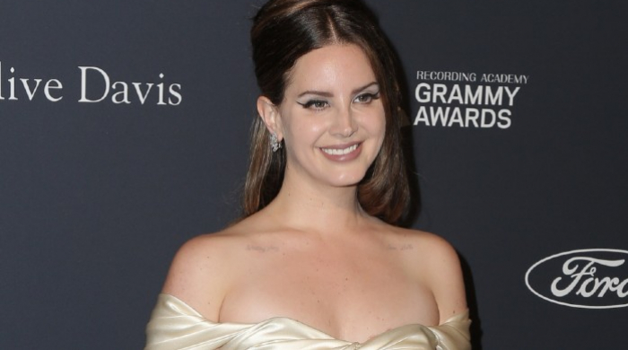 Lana Del Rey at the Clive Davis' 2020 Pre-Grammy Gala / Photo Credit: SIPA USA/PA Images