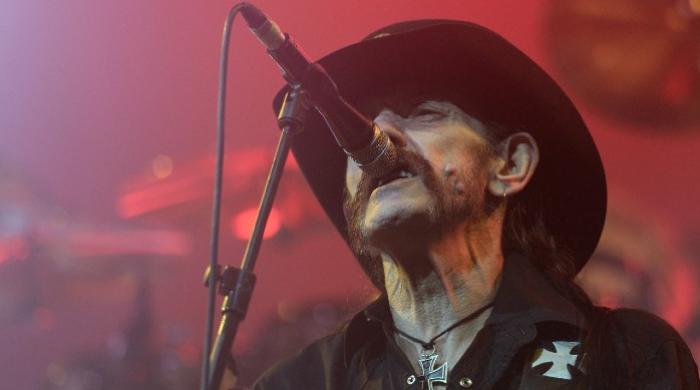 Lemmy, 2015 / Photo Credit: PA Images