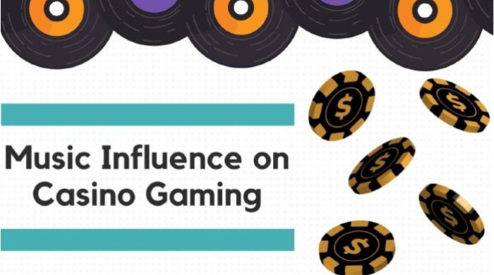 The Influence of Music on Casino Gamers