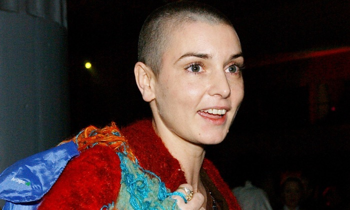 Sinead O'Connor in 2003 / Photo credit: Yui Mok/PA Archive/PA Images