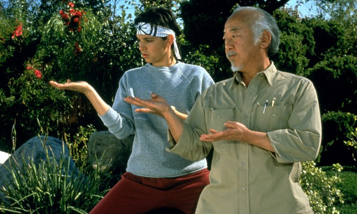 The Karate Kid / Photo Credit: Columbia Pictures