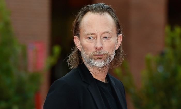 Thom Yorke at Rome Film Fest 2020 / Photo Credit: Mondadori Portfolio/SIPA USA/PA Images