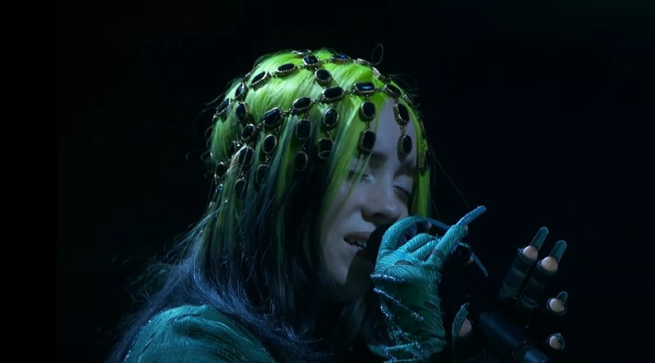 Billie Eilish - everything i wanted (Live From The 63rd GRAMMYs/2021) Video Video