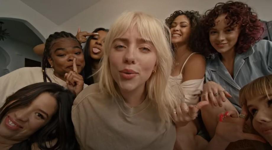 Billie Eilish - Lost Cause Video Video