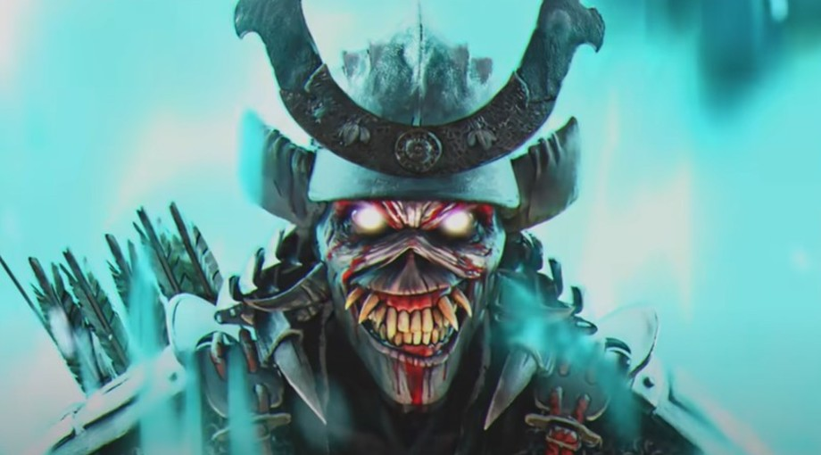Iron Maiden – The Writing On The Wall Video Video