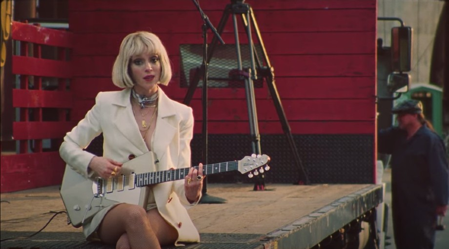 St. Vincent - Daddy's Home Video Video