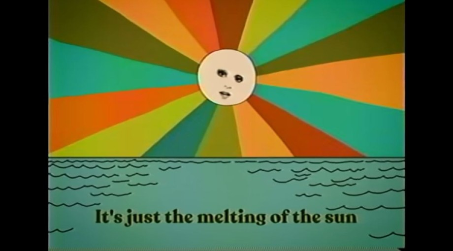 St. Vincent - The Melting of the Sun Lyric Video Video