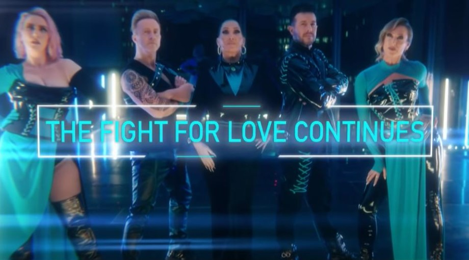 Steps and Michelle Visage - Heartbreak in This City Video Video