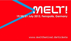 60 First Acts Confirmed For Melt! Festival 2013