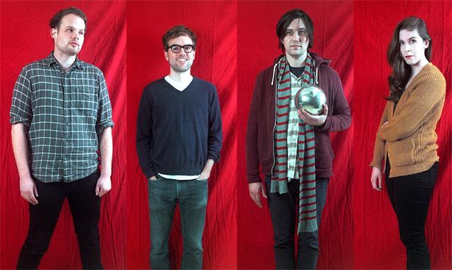 A Sunny Day In Glasgow Stream Non-lp Bonus Track 'Almost Like Emotion (The Drop)' [Listen]