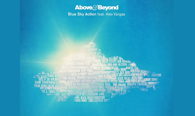 Above And Beyond Streams New Track 'Blue Sky Action' Inspired By 'Wall-e' Out  July 21st 2014 [Listen]