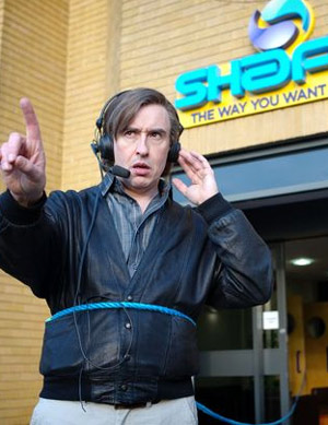 ALAN PARTRIDGE: ALPHA PAPA is Number 1 at the UK Box office