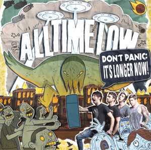 All Time Low Announce New Single 'Don't Panic: It's Longer Now!' Out September 30th 2013