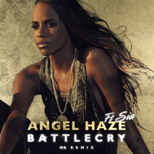 Angel Haze Unveils MK Remix For Forthcoming Single 'Battle Cry' Out March 10th 2014