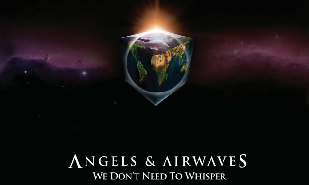 Angels And Airwaves' Debut Album 'We Don't Need To Whisper' Is Out On Vinyl In The US On September 23rd 2014