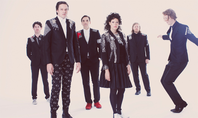 Arcade Fire To Headline British Summer Time Hyde Park On 3rd July 2014