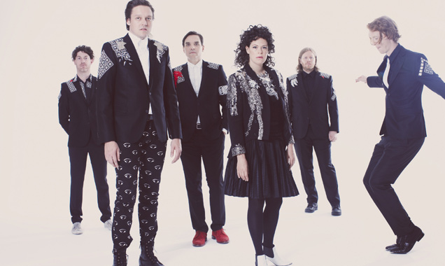 Arcade Fire Announce New Single 'We Exist' As A Digital Download On 26th May 2014