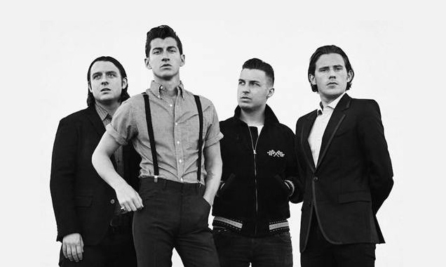 Arctic Monkeys Announce New Single 'Snap Out Of It' Released In The Uk On 9th June 2014