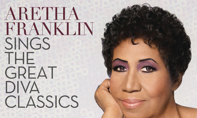 Aretha Franklin Releases New Album 'Aretha Franklin Sings The Great Diva Classics' On October 21st 2014