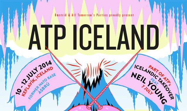 Atp Iceland 2014 Add Mogwai, Slowdive, Shellac Plus Many More