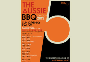The Aussie Bbq Returns To Cargo For 12 Hours Of Music And Food On May 12th 2013