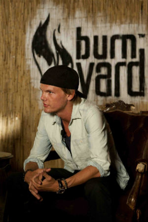 Avicii Unveils New Track 'Speed' At Burn Yard Live