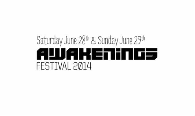 Line-up Announced For Awakenings Festival 2014 In The Netherlands