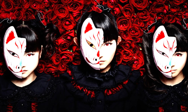 Babymetal To Make UK Debut At Sonisphere In July 2014