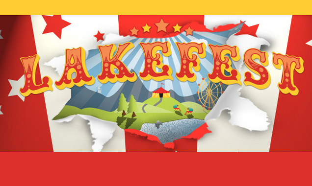 Band Applications For The Floating Globe Stage At Lakefest 2014 Are Now Open