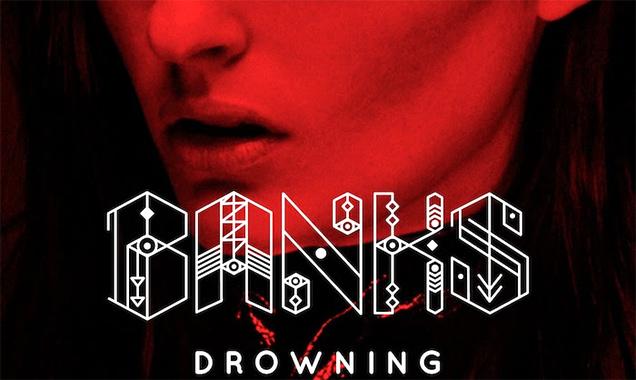 Banks Streams New Single 'Drowning' From Debut Album 'Goddess' [Listen]