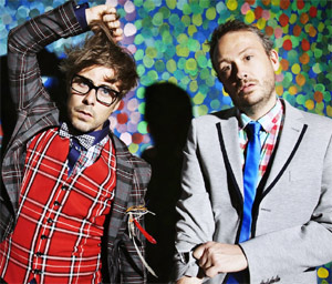 Basement Jaxx 'What A Difference Your Love Makes' (Huxley Remix) [Listen]
