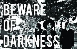 Beware Of Darkness To Release Debut Album 'Orthodox'  May 7th 2013