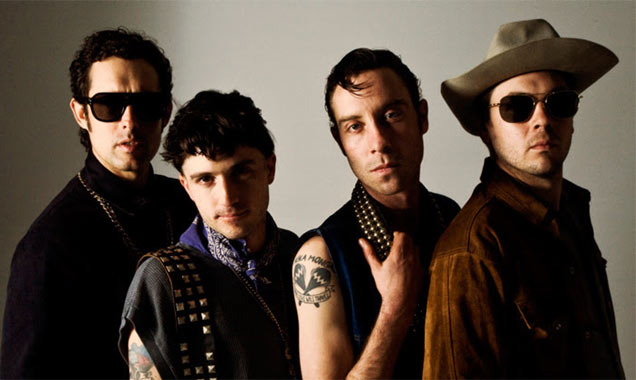 Black Lips Announce European Tour Dates In May June 2014