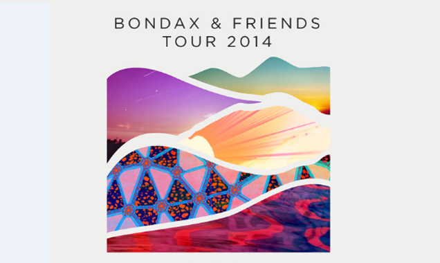 Bondax Announce Autumn Winter 2014 UK 'Bondax & Friends' Club Tour