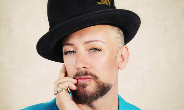 Boy George Announces New Single 'Nice And Slow' Plus Summer 2014 European Tour