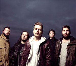 Bury Tomorrow Announce The Release Of Their 3rd Album 'Runes', For May 26th 2014