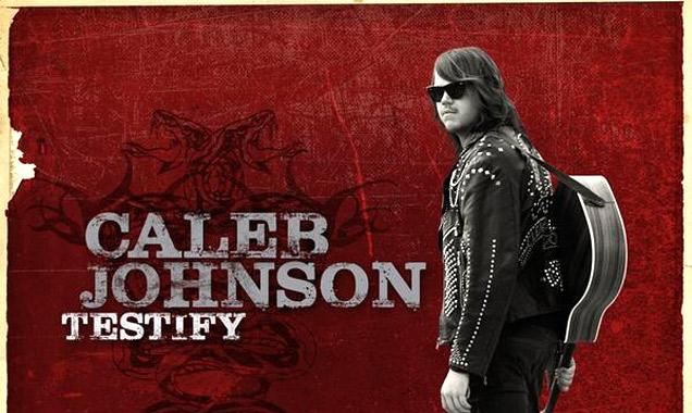 American Idol Winner Caleb Johnson To Release Debut Album 'Testify' In The Us  On August 12th 2014