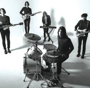 Charlie Boyer & The Voyeurs Announce Details Of Further U.K.  Spring 2013 Shows