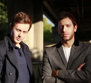 Chase And Status Announce New Single 'Count On Me' Out 29th September New Album 'Brand New Machine' Out 7th October 2013