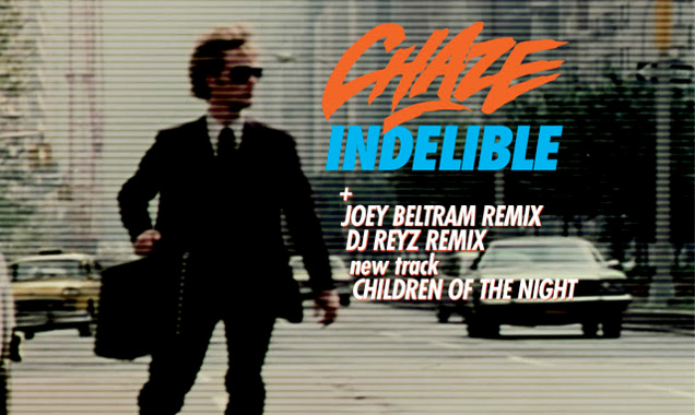 Chaze Shares Joey Beltram Remix Of New Single 'Indelible' [Listen]