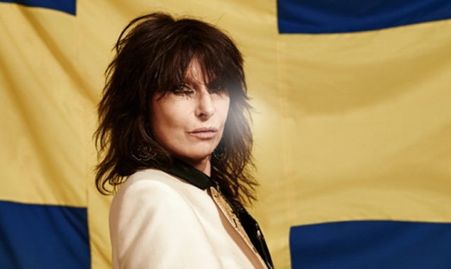Chrissie Hynde To Release New Single 'Down The Wrong Way' In The UK On September 15th 2014