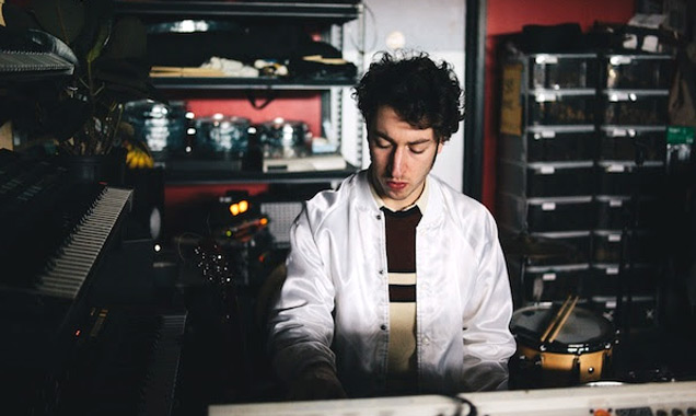 Chrome Sparks Announces New Ep 'Goddess' Out In The US On The 22nd April 2014