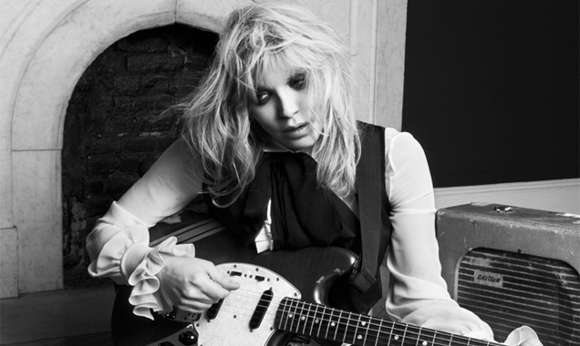 Courtney Love Announces New Aa Single  'You Know My Name / Wedding Day' Out In The Uk  May 4th 2014