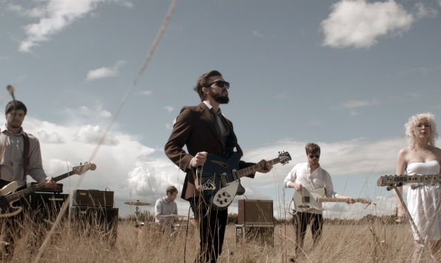 Cut Ribbons Release New EP 'Sail' With Lead Track 'Walking On Wires' Out In The UK October 20 2014